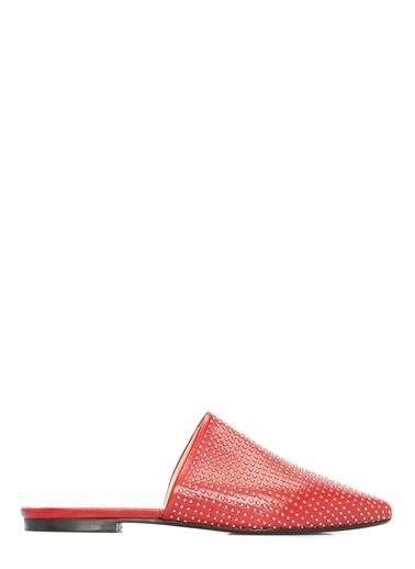 Divarese Terlik Kırmızı
